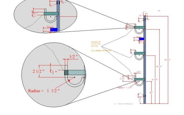 See your idea with CAD drawings